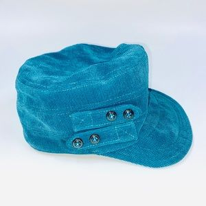 Route 66 Teal Blue Kids Hat
